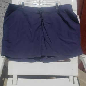 St. John's Bay Swim - Women's Swim Shorts with Pockets